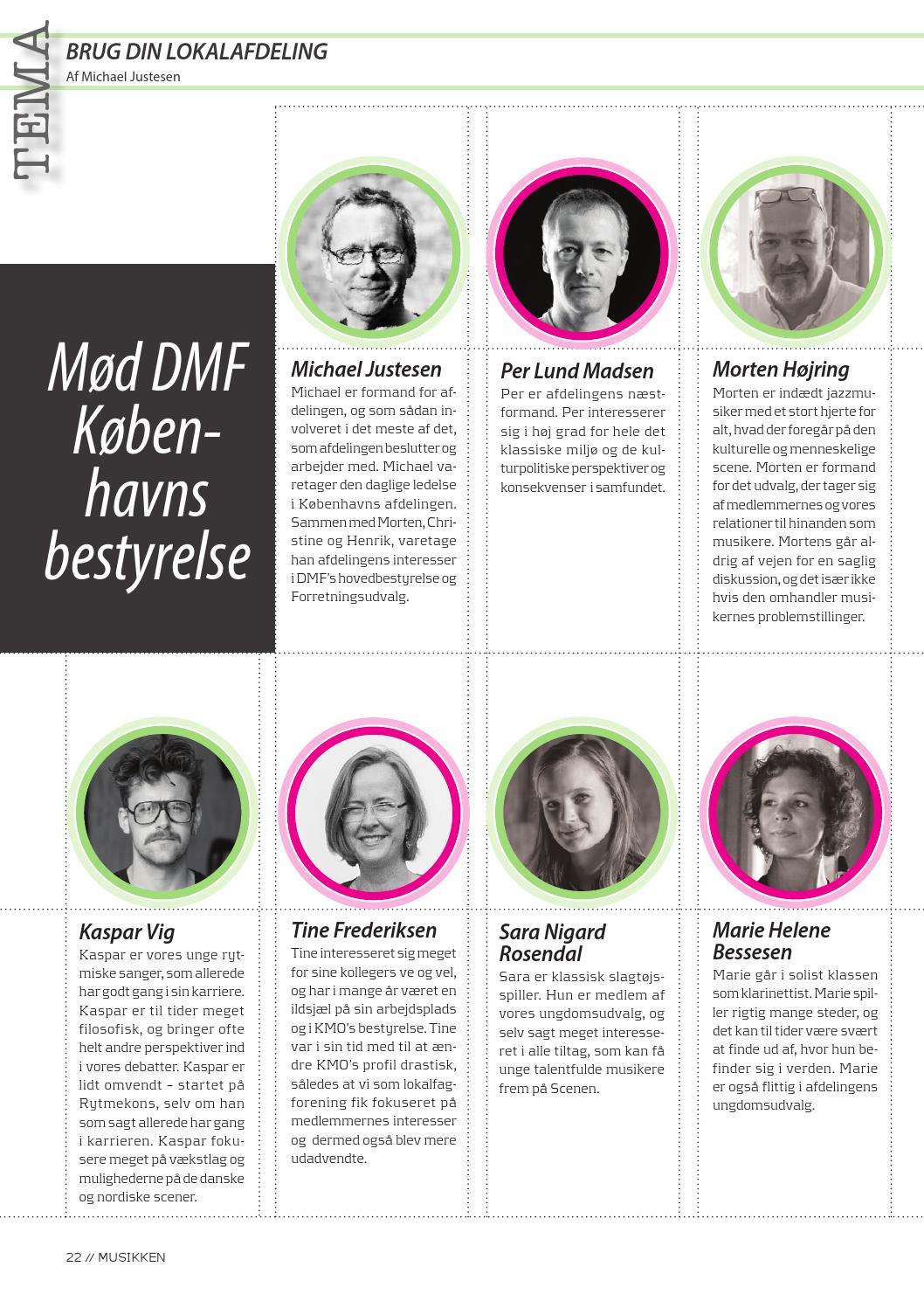 Musikken 3 2014 By Dmf København Dansk Musiker Forbund Issuu