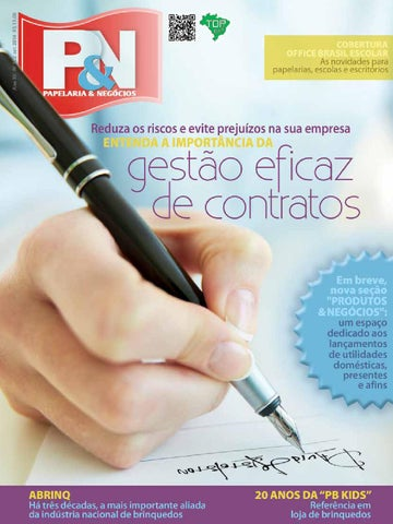 Pn 122 Site By Revista Papelaria Negocios