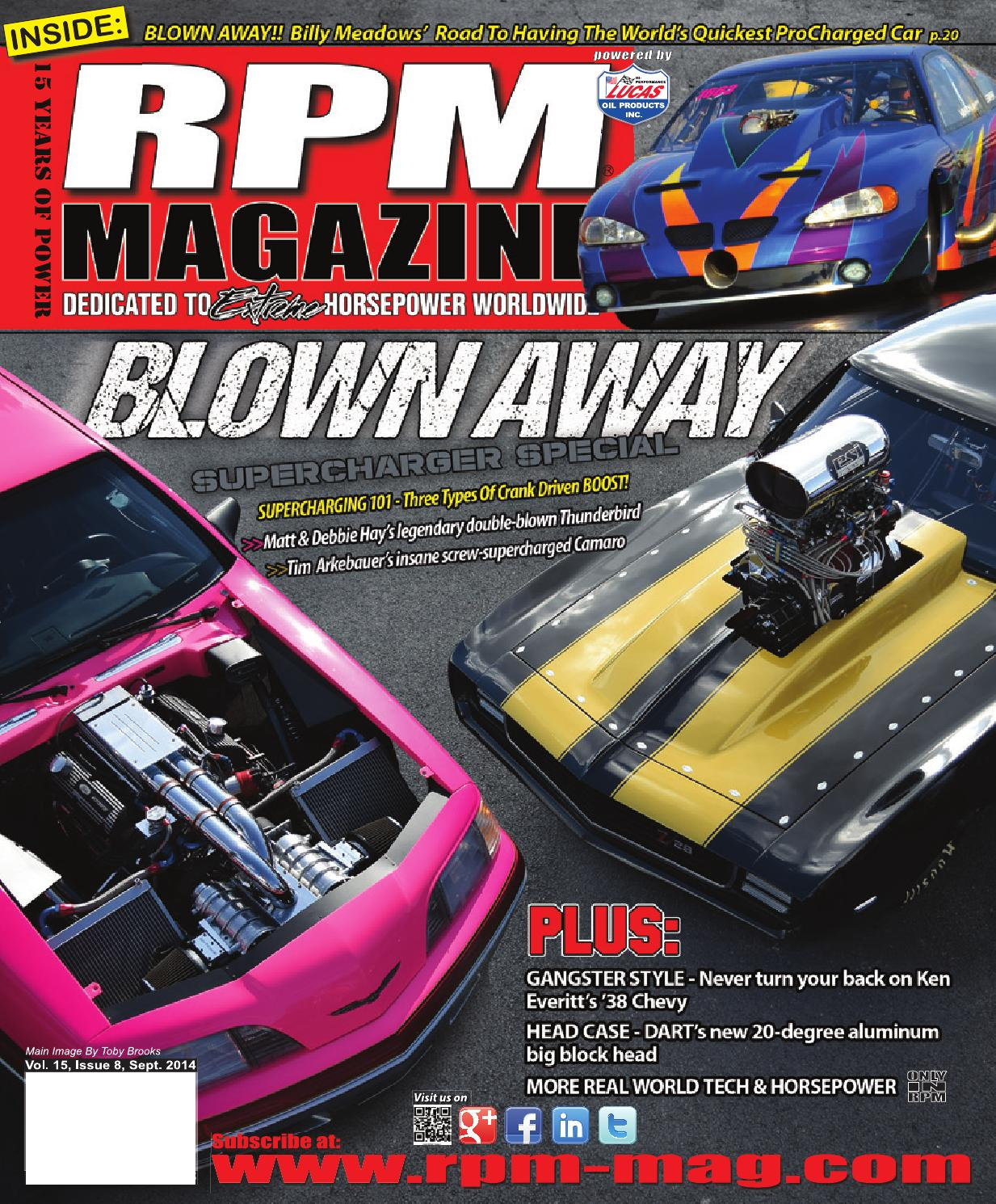 Rpm Magazine September Issue 2014 By Issuu 0654277 Carling 50 Amp Red Black Boat On Off Rocker Circuit Breaker