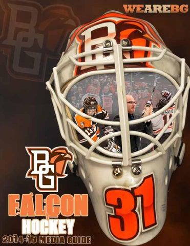 2689492f7c3 2014-15 BGSU Ice Hockey Media Guide by Jason Knavel - issuu