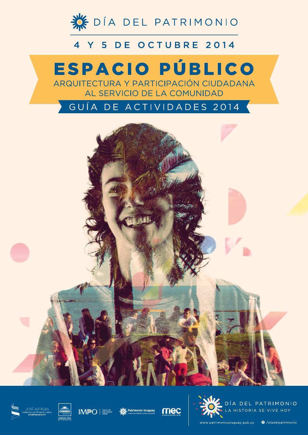 Guia Patrimonio 2014 by Día del Patrimonio - issuu