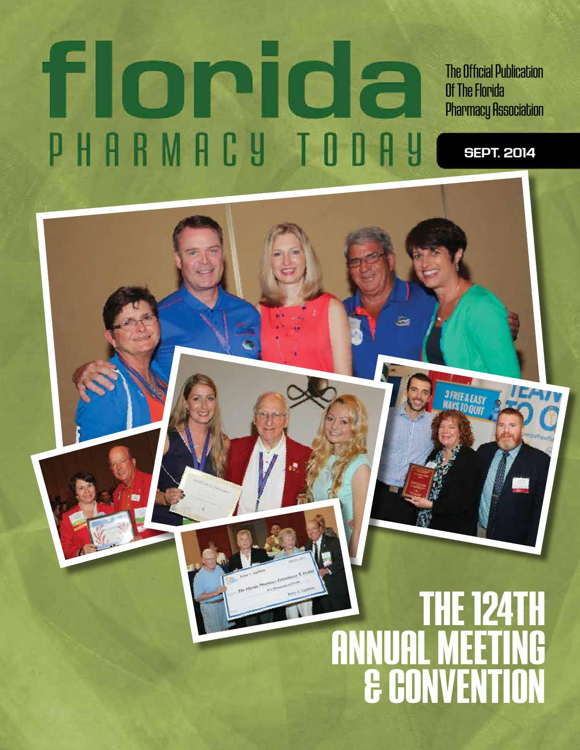 Healthcare alliance rxrelief - September 2014 Florida Pharmacy Journal By Florida Pharmacy Today Issuu
