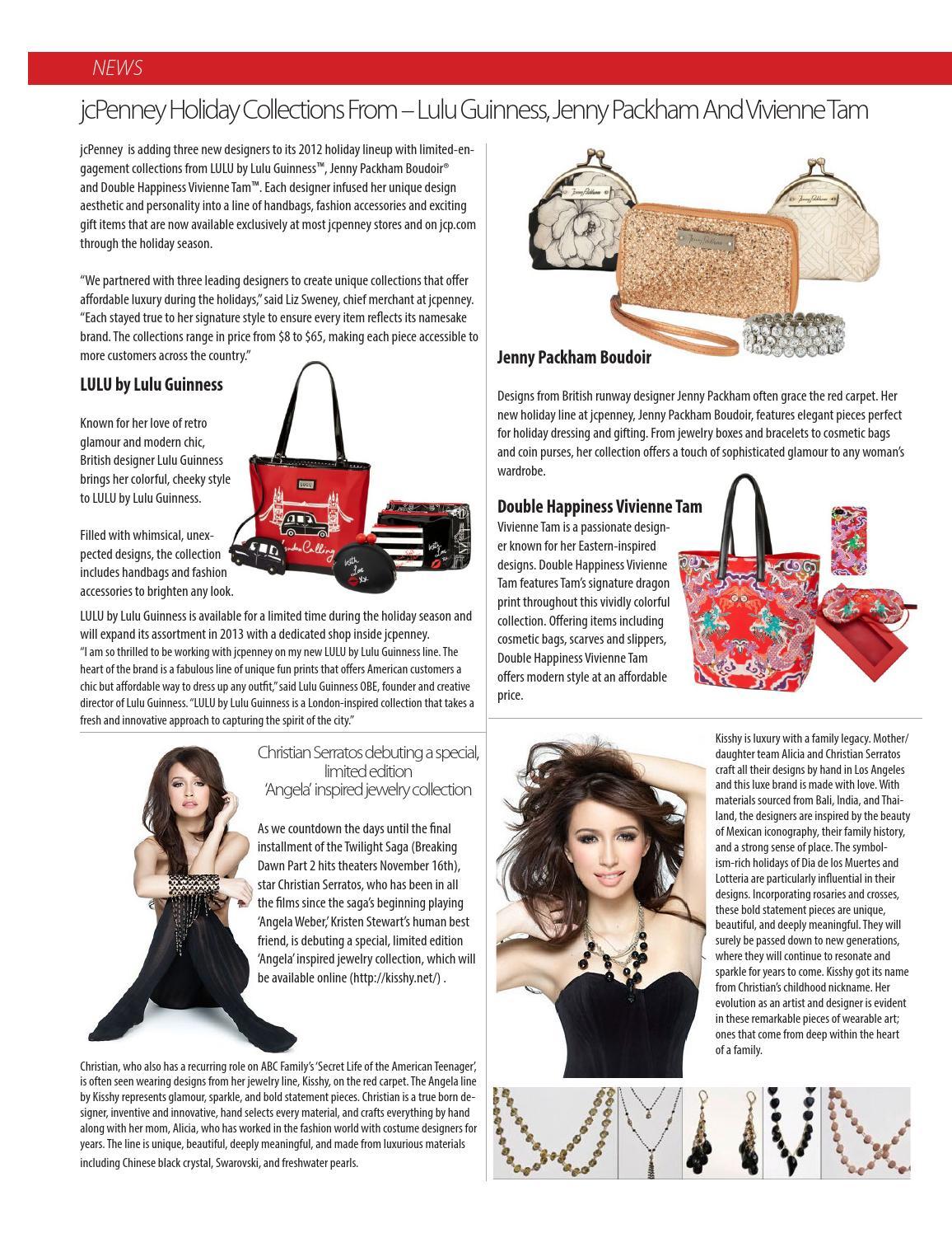 The La Fashion Winter 12 13 Issue By Presspad Issuu