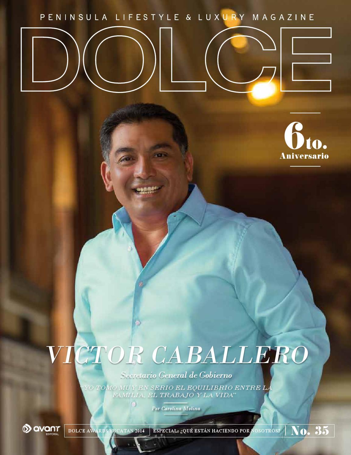 DOLCE magazine No.35 / 2014 \
