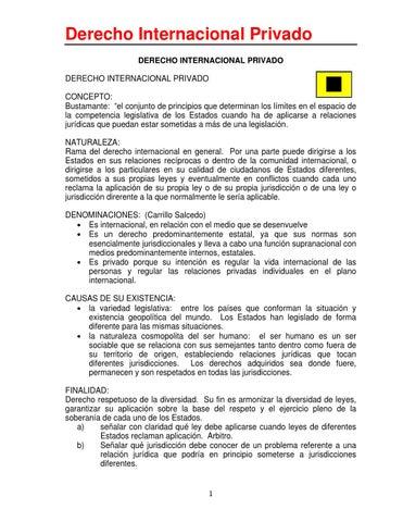 Carlos Larios Ochaita Derecho Internacional Publico Pdf