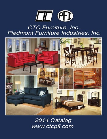 CTC Furniture, Inc. Piedmont Furniture Industries, Inc.