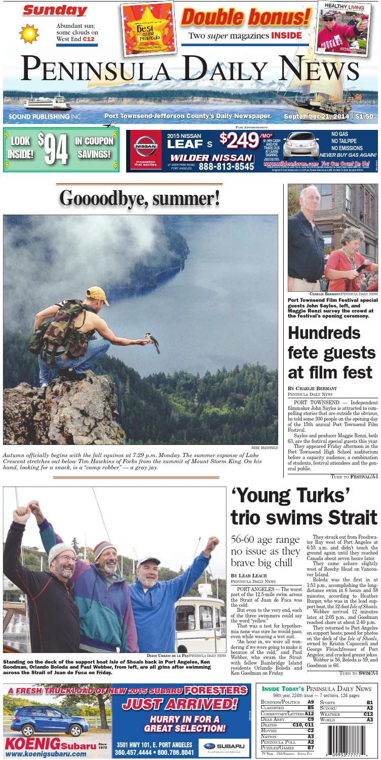 Page on Pdnn C By Peninsula Daily News Sequim Gazette Issuu