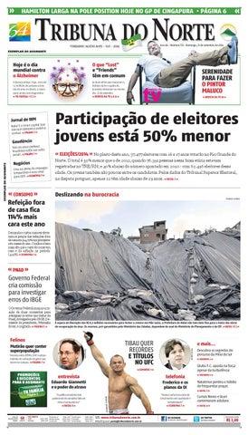 Tribuna do Norte - 21 09 2014 by Empresa Jornalística Tribuna do ... d98ba1b132