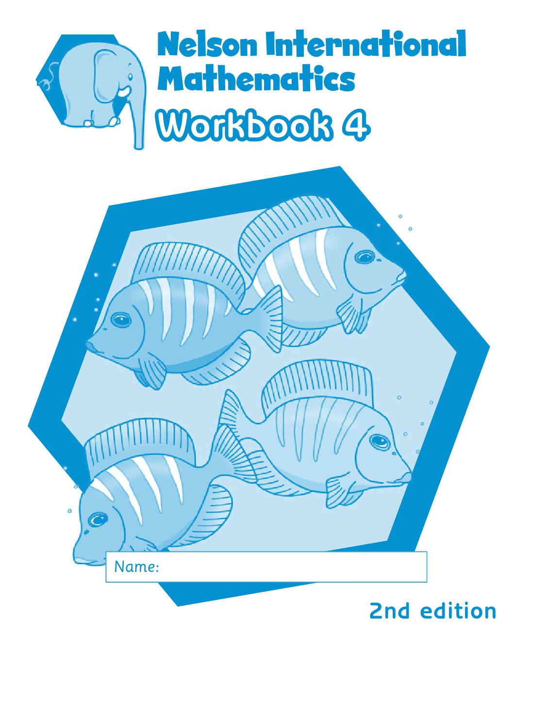 Nelson international maths workbook 4 answers by hany mufeid - issuu