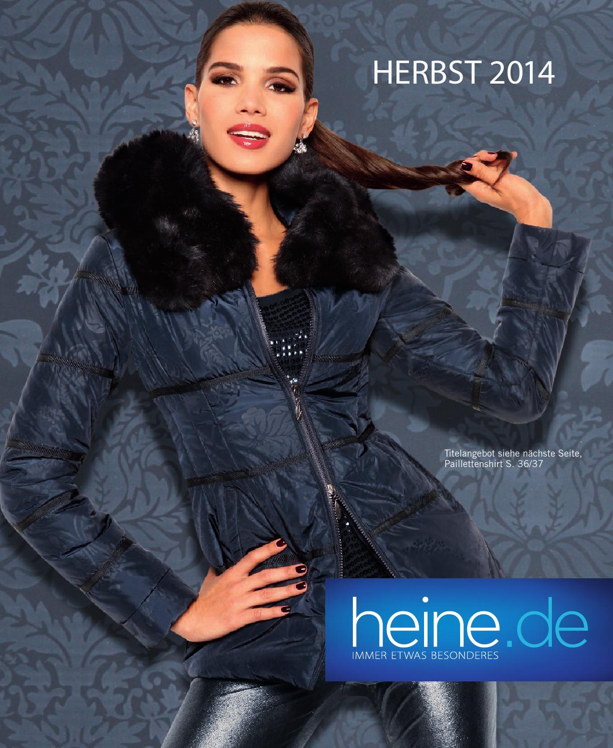 Каталог heine 20142015 by Prestige - issuu
