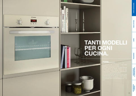 Forni e microonde ad incasso Indesit by ATA snc - issuu
