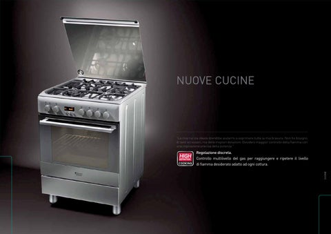 Cucine Hotpoint Ariston by ATA snc - issuu