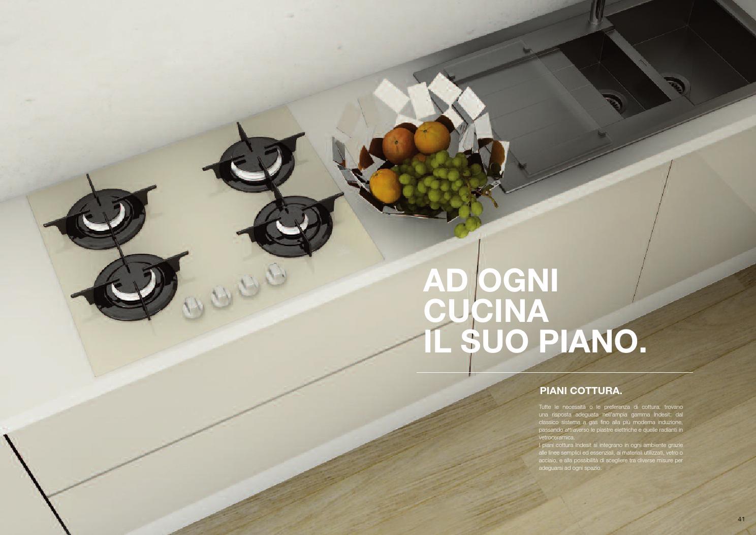 Piani cottura e coperchi ad incasso Indesit by ATA snc - issuu