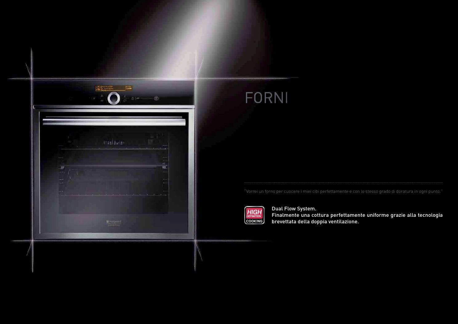 Forni ad incasso Hotpoint Ariston by ATA snc - issuu