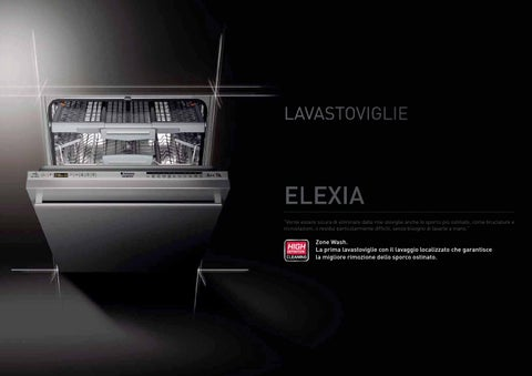 Lavastoviglie ad incasso Hotpoint Ariston by ATA snc - issuu