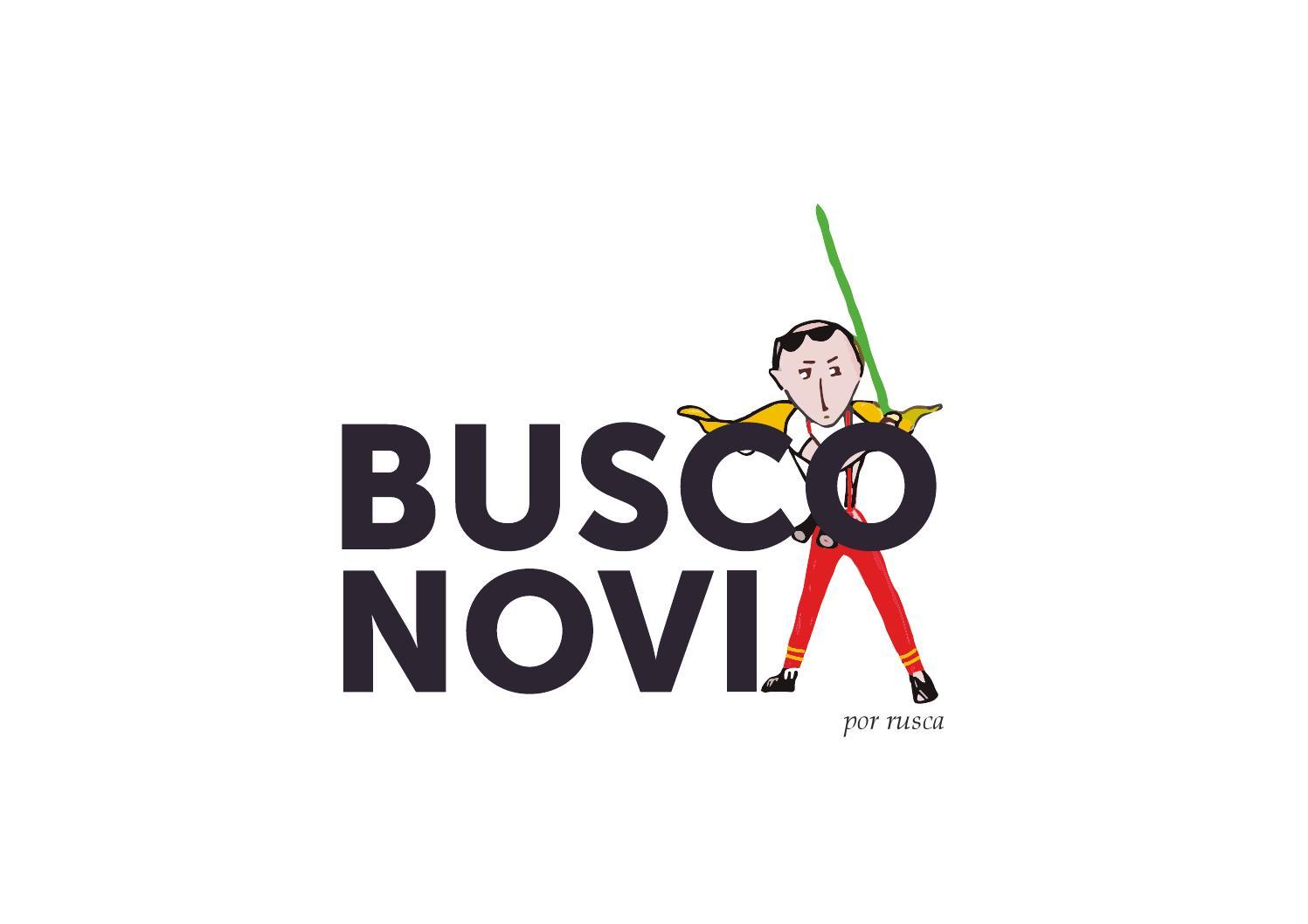Busco Novia Por Rusca By Rusca Issuu