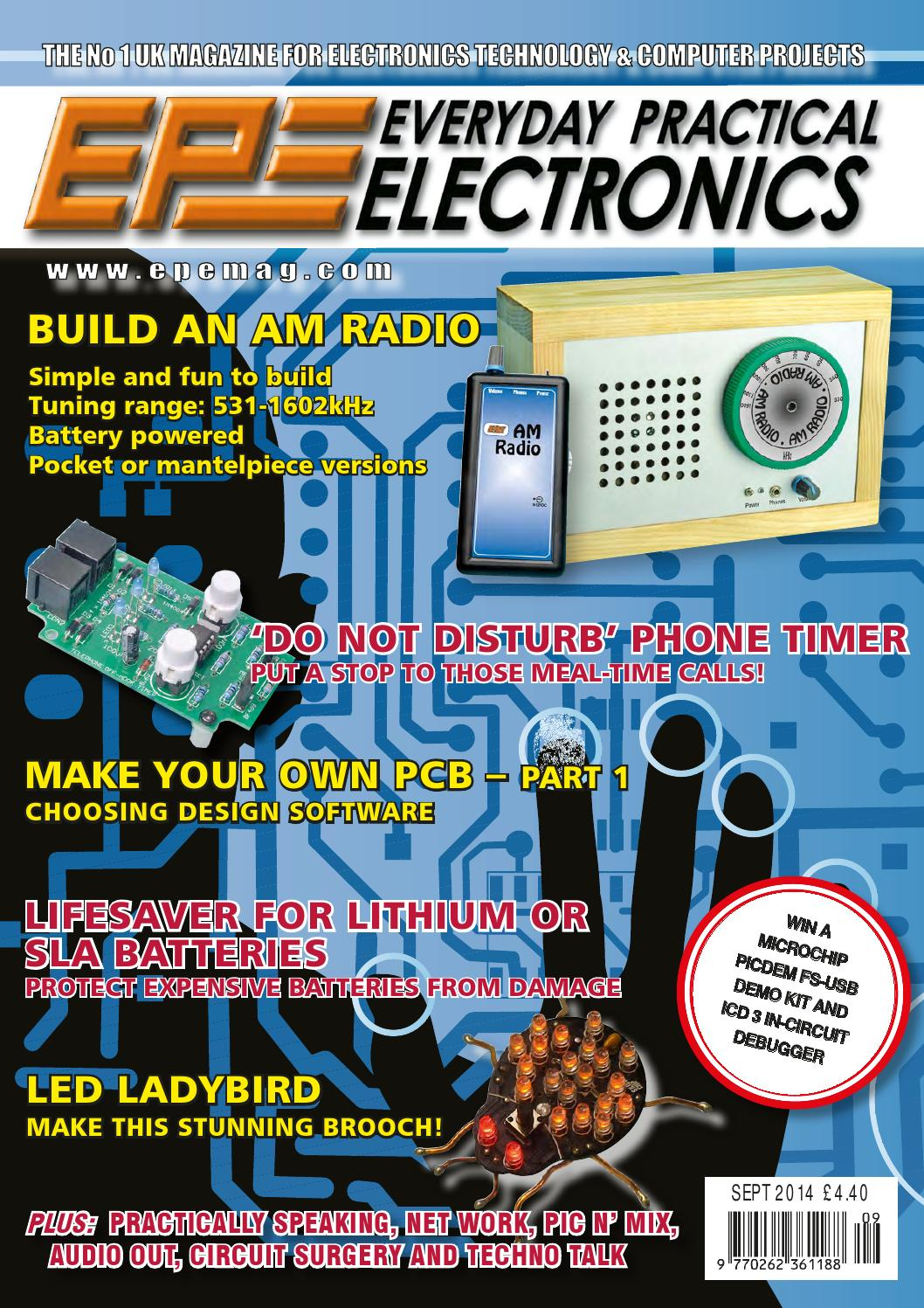 Everyday Practical Electronics 2014 09 By Yurgen Issuu Oem Circuit Board Pcb Make Your Own Buy
