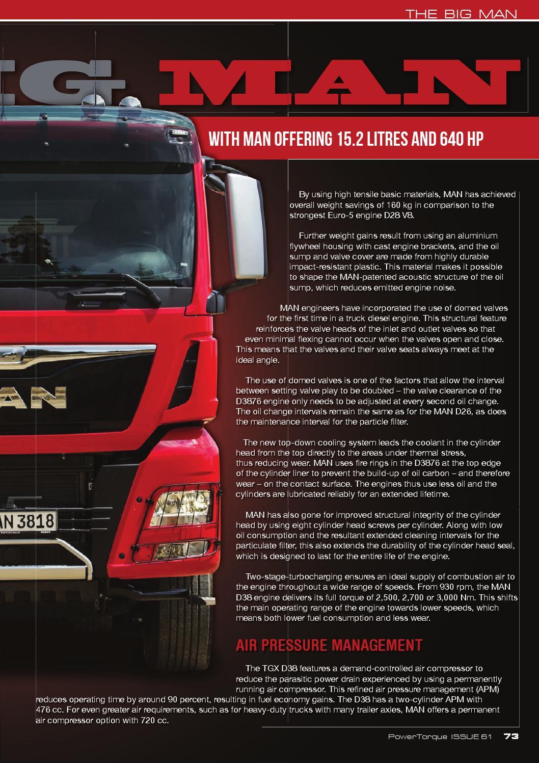 PowerTorque Magazine Issue 61 sample by Motoring Matters
