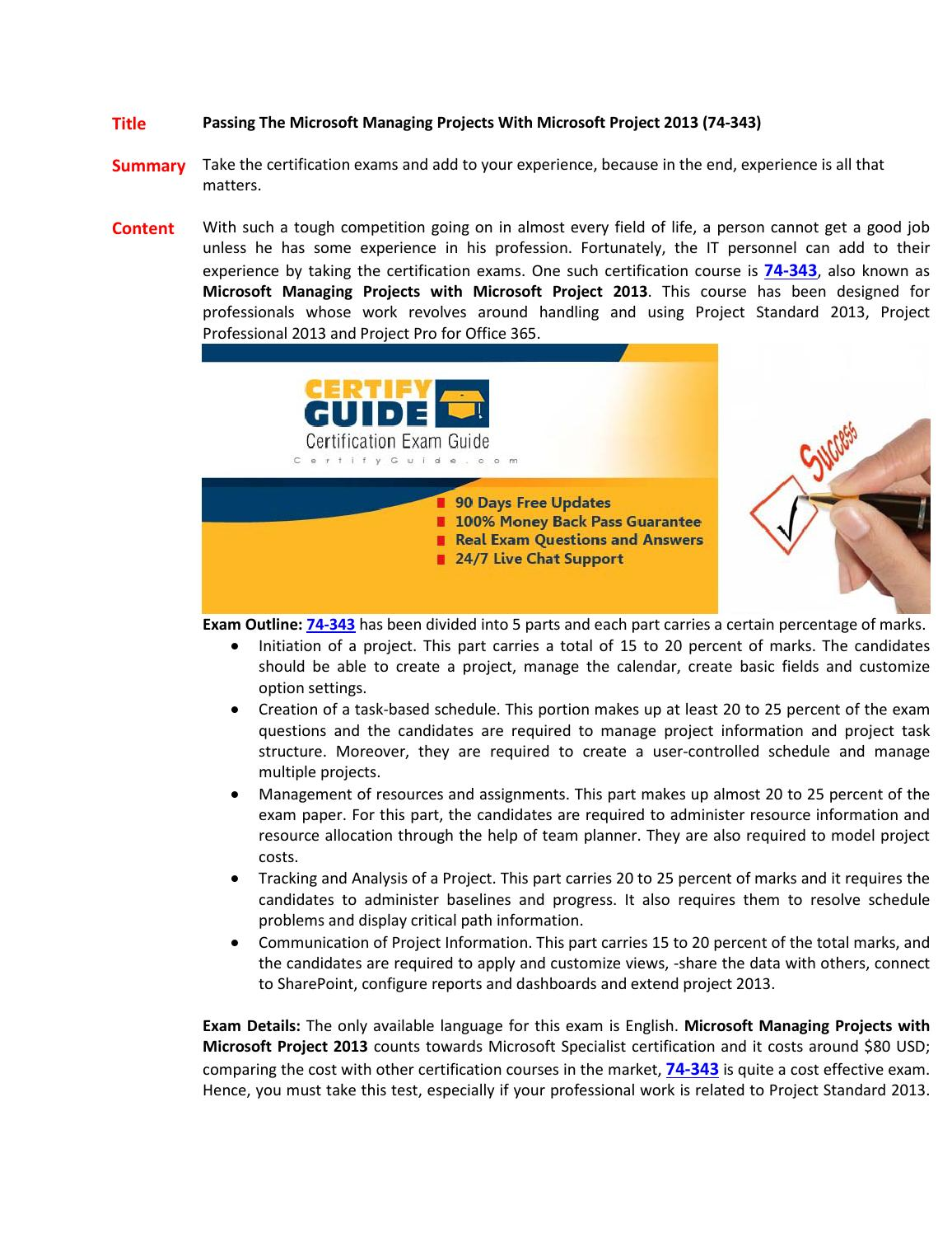 74 343 Pdf Training Guides By Wsteffes Issuu
