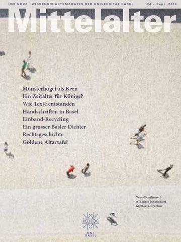 Uni Nova Mittelalter By Universität Basel Issuu