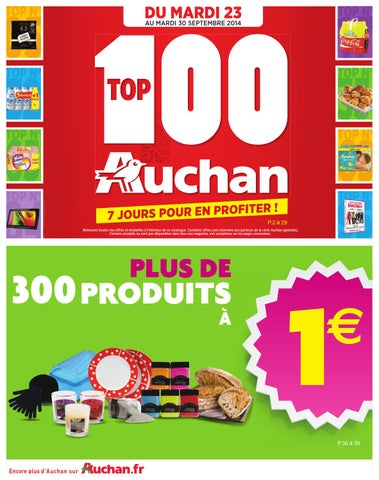 4c7a7ec545f Auchan catalogue 23 30septembre2014 by PromoCatalogues.com - issuu