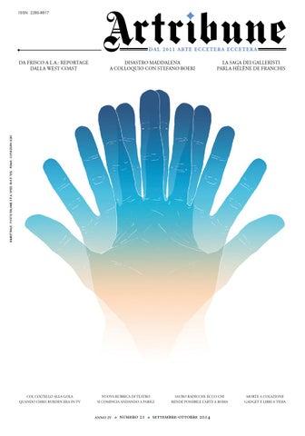 Artribune Magazine  21 by Artribune - issuu ef45248b2a54