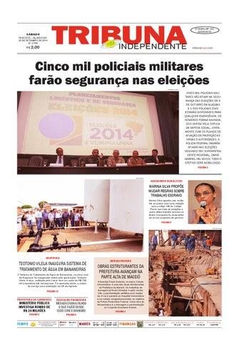 9d6c60ae33 Edição número 2151 - 20 de setembro de 2014 by Tribuna Hoje - issuu