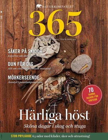 365 1404 by Naturkompaniet AB - issuu 9328a7794b6c3