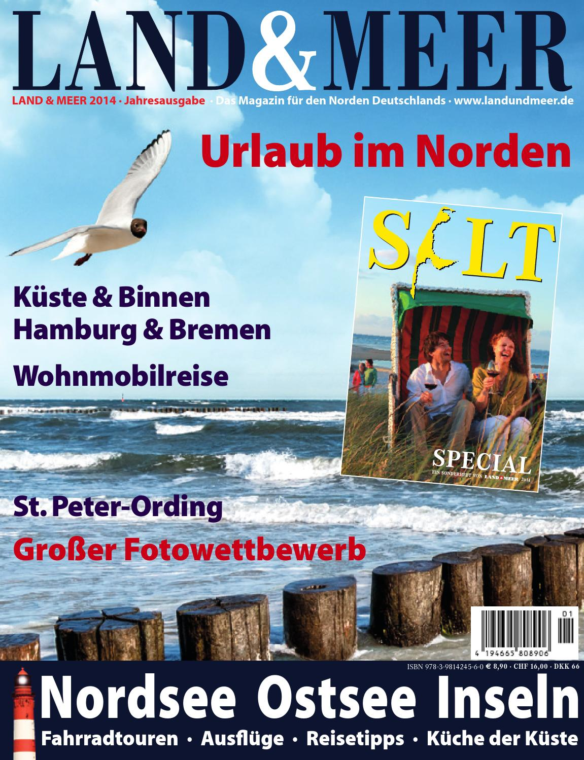 LAND & MEER 2014 by LAND & MEER Verlags GmbH - issuu