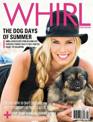 0a509101914 Page 1. 0. 71896 45768. 1. 08. whirlmagazine.com. AUGUST 2014  4.95US
