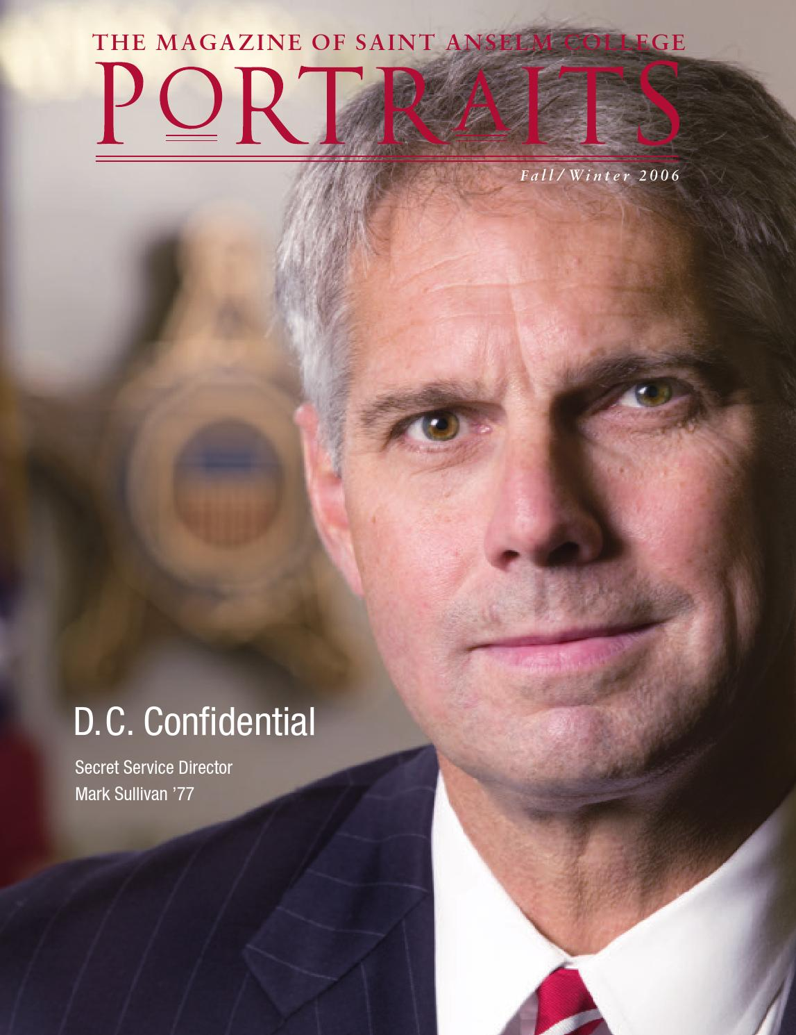 D.C. Confidential - Fall/Winter 2006 by Saint Anselm College - issuu