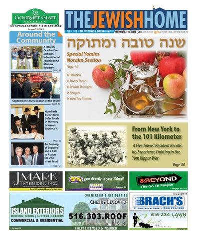 Five Towns Jewish Home 9-23-14 by Yitzy Halpern - issuu