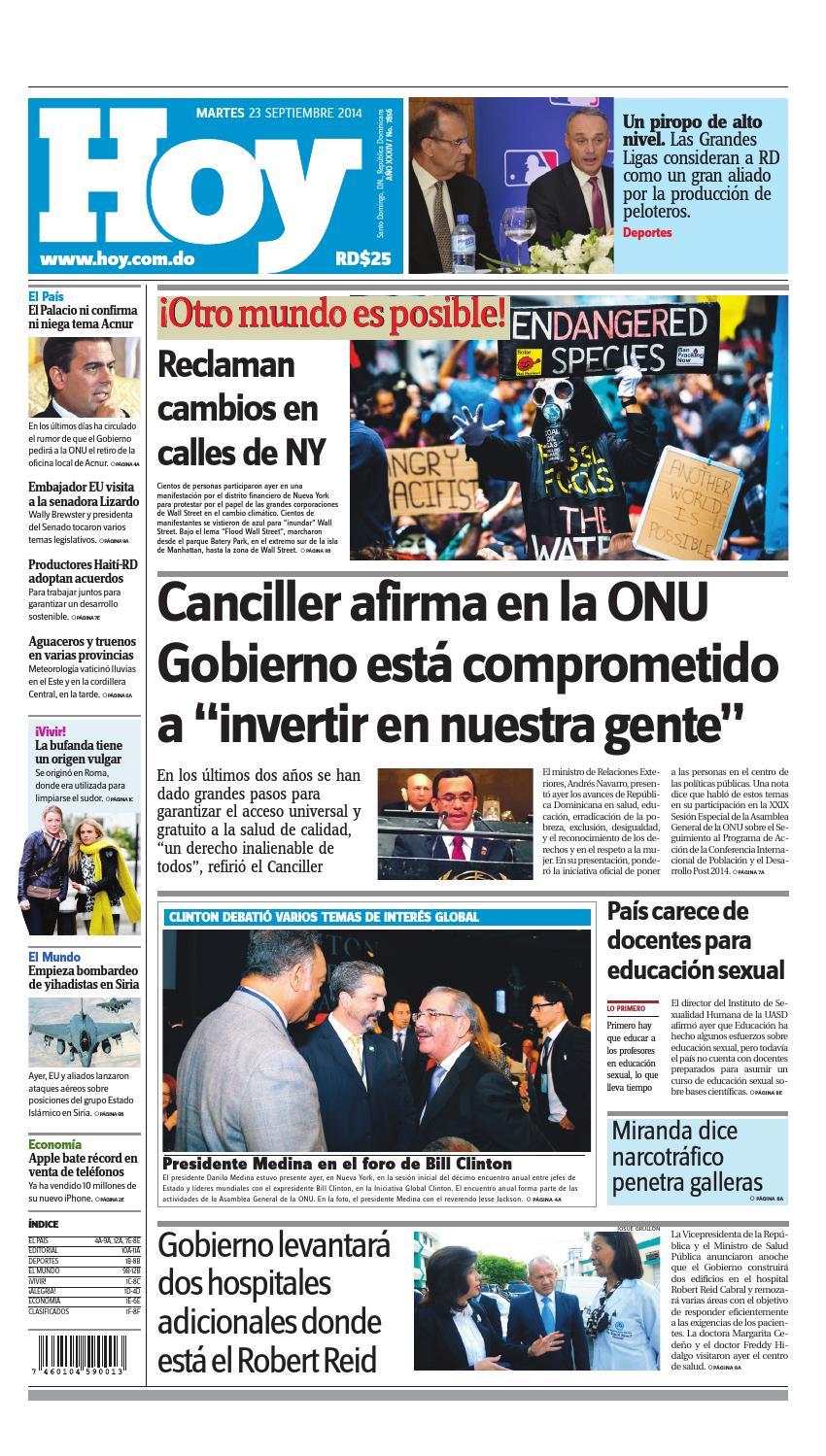 check out 35318 20fb0 Hoy impreso by Periodico Hoy - issuu
