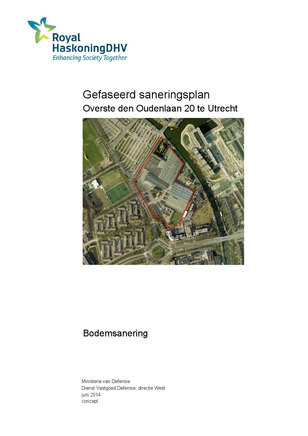 Saneringsplan Kazerneterrein Overste Den Oudenlaan 20 by Bouwput Utrecht -  issuu