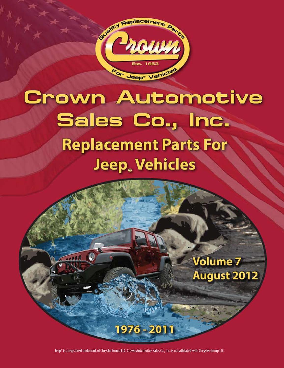 Jeep Cj 75-86 Jeep Sj 73-85 Crown New Turn Signal Lever  I J5362173