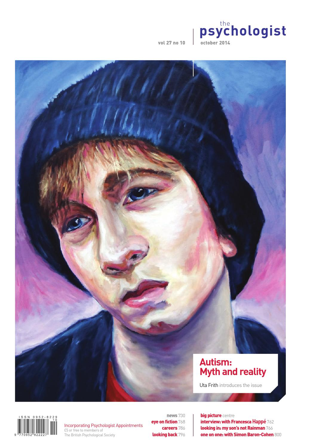 The Psychologist October 2014 By British Psychological Society Wire Harness Branch Vocabulary Issuu
