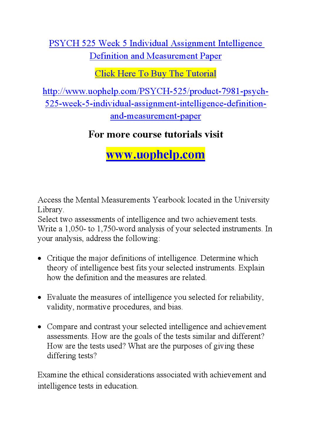 intlligence defnition and measure Intelligence [in-tel´ĭ-jens] the ability to comprehend or understand it is basically a combination of reasoning, memory, imagination, and judgment each of these faculties relies upon the others intelligence is not an entity within a person but a combination of cognitive skills and knowledge made evident by behaviors that are adaptive in speaking.