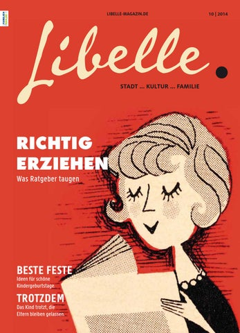 Libelle Oktober 2014 By Libelle | Stadt ... Kultur ... Familie   Issuu
