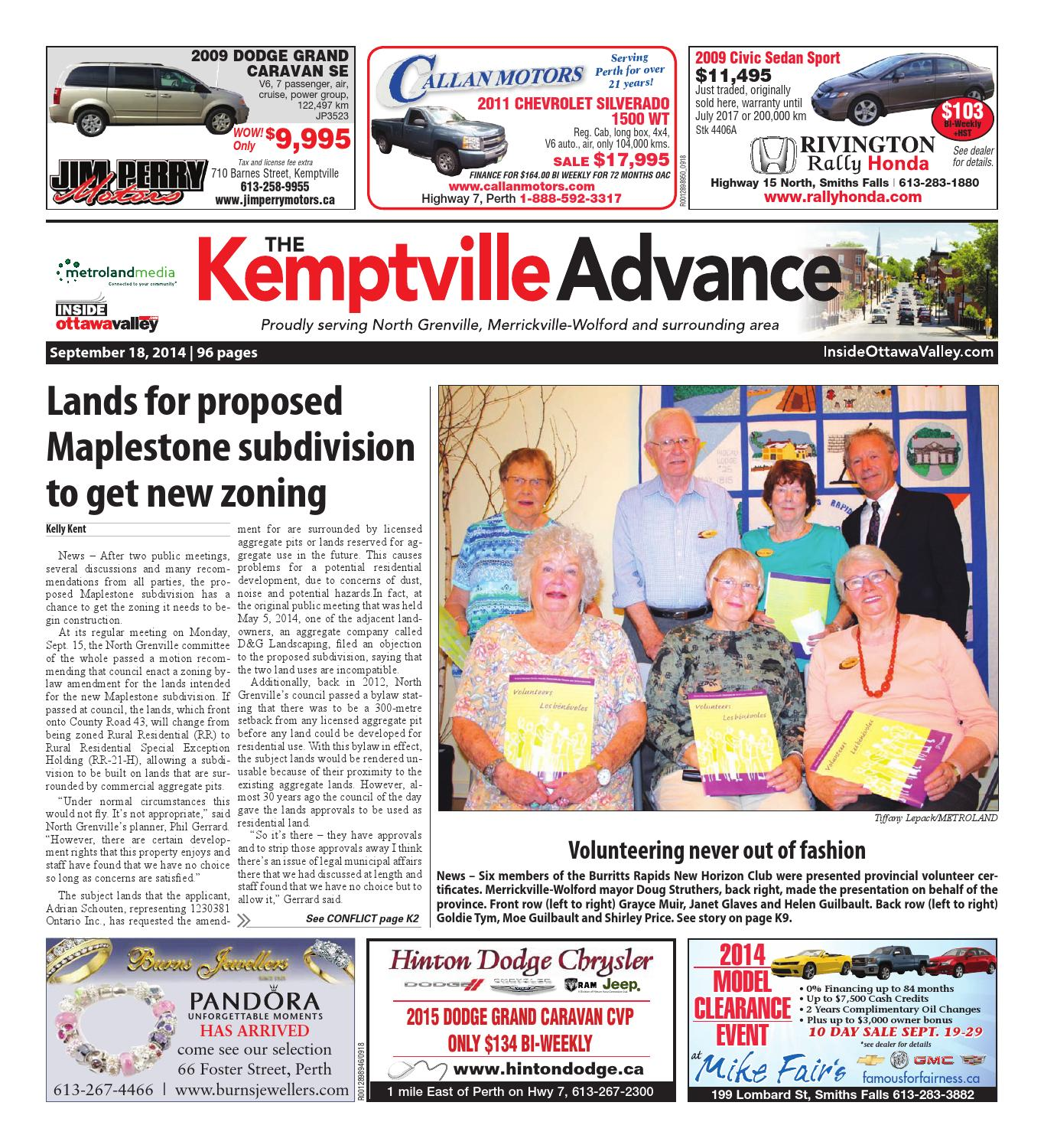 Kemptville091814 by metroland east kemptville advance issuu fandeluxe Choice Image