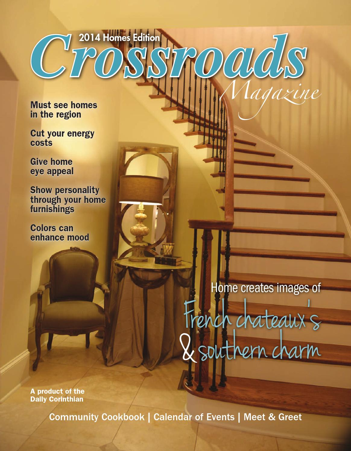 Crossroads Magazine Homes Edition By Daily Corinthian Issuu
