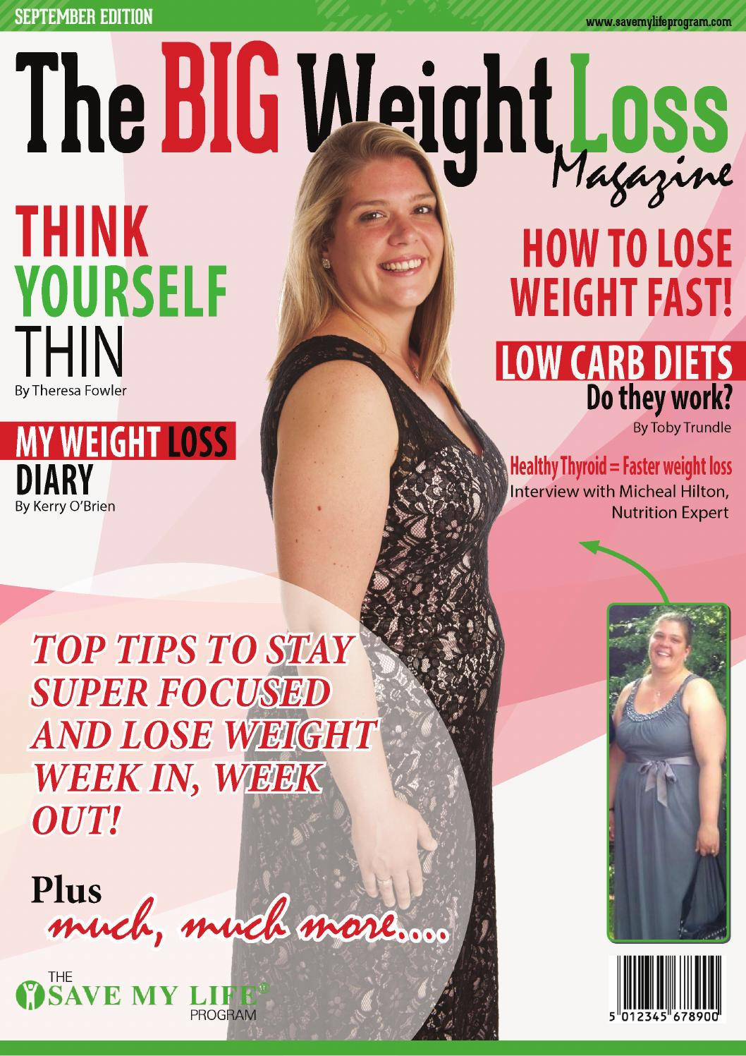 The Big Weight Loss by The BIG Weight Loss Magazine - Issuu