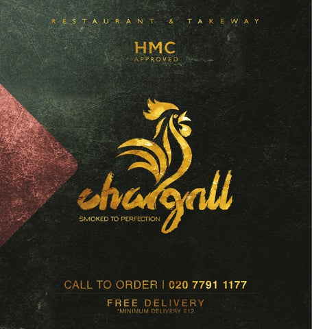 Chargrill Mile End Menu by Char Grill - issuu