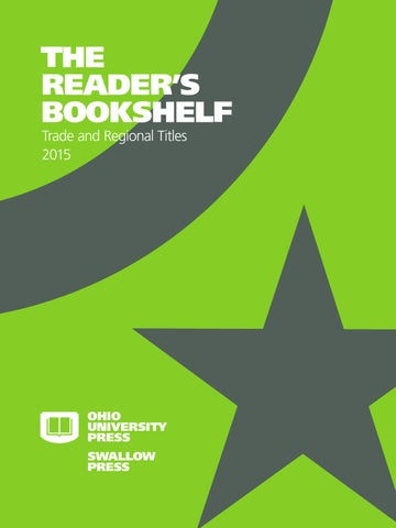 The Readers Bookshelf Trade And Regional Titles 2015 By Ohio