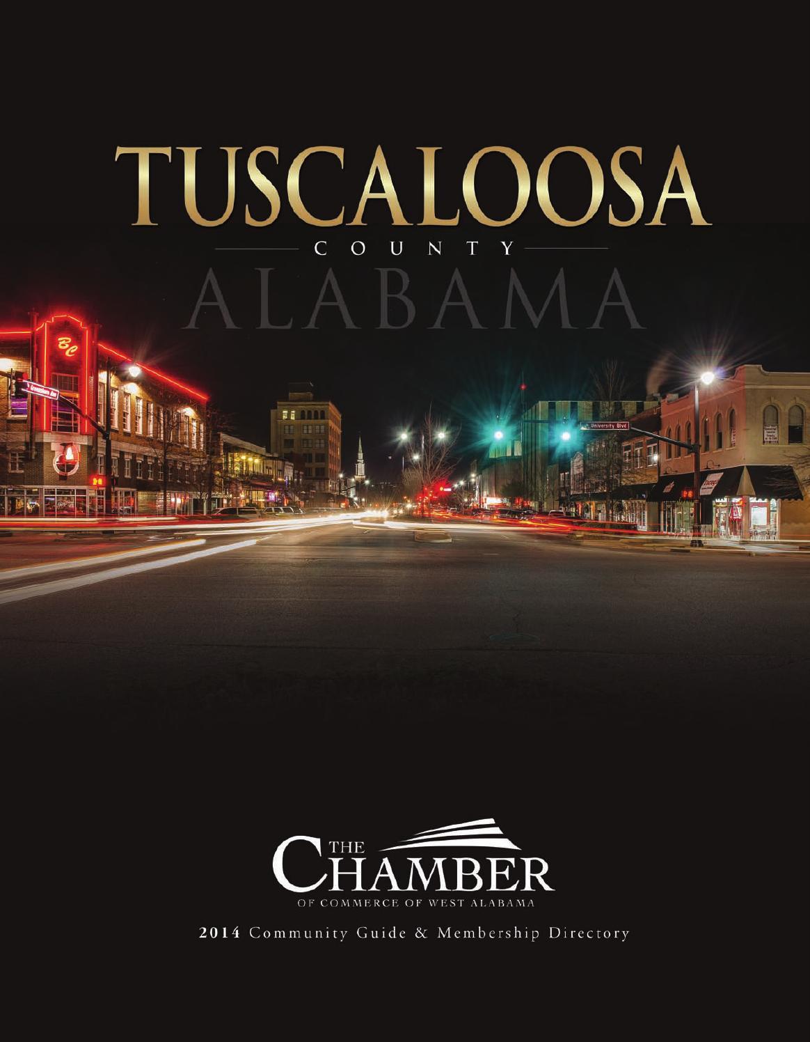 Tuscaloosa al community profile by townsquare publications llc issuu