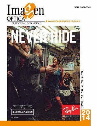 Revista Noviembre Diciembre 2017 by Imagen Optica - issuu 540ff43d88