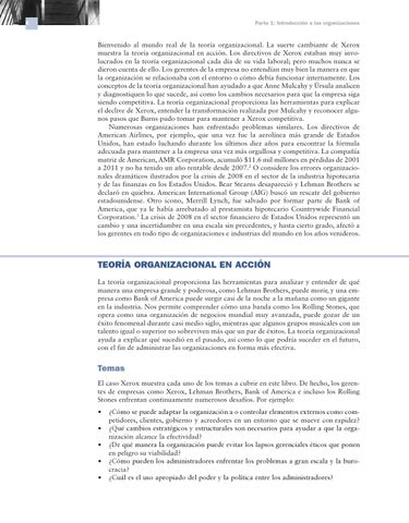 Teora y diseo organizacional 11a ed richard l daft by cengage page 18 fandeluxe Image collections