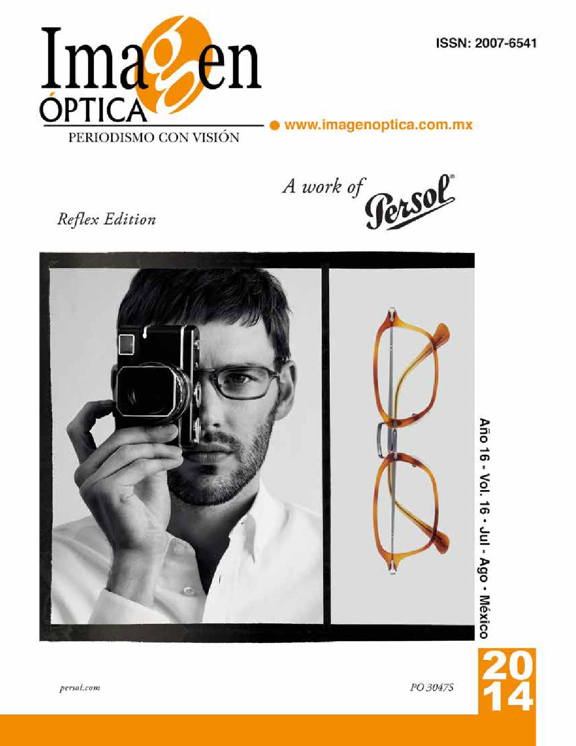 Revista julio agosto 2014 by Imagen Optica - issuu