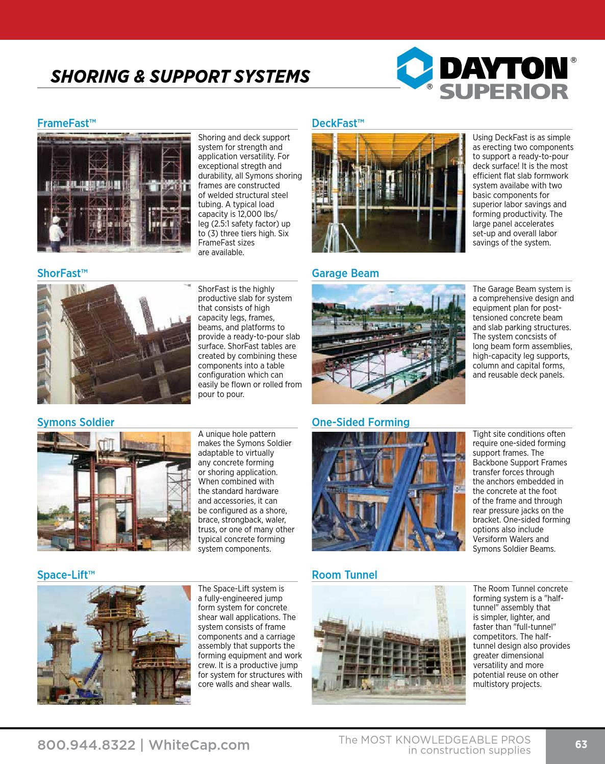 2014 concrete forming catalog by Randall Hall - issuu