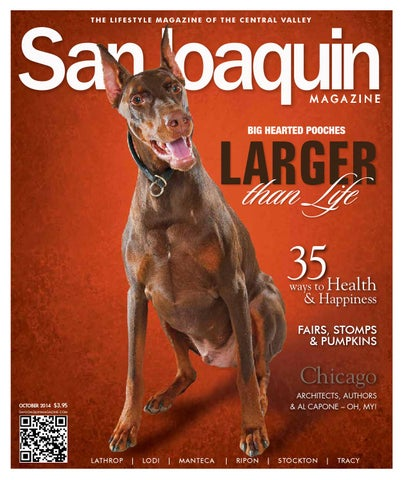 7154760316d San Joaquin Magazine October 2014 by San Joaquin Magazine - issuu