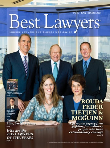 Best Lawyers in San Francisco 2015 by Best Lawyers - Issuu